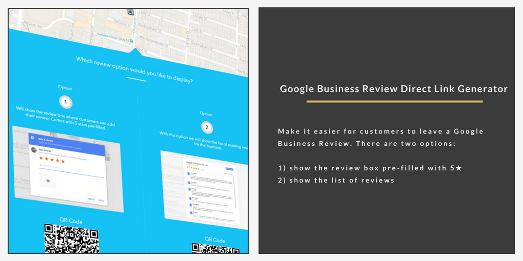 google business review direct link generator